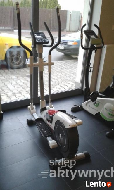 urządzenia siłowe/fitness: orbitreki, bieżnie, rowery