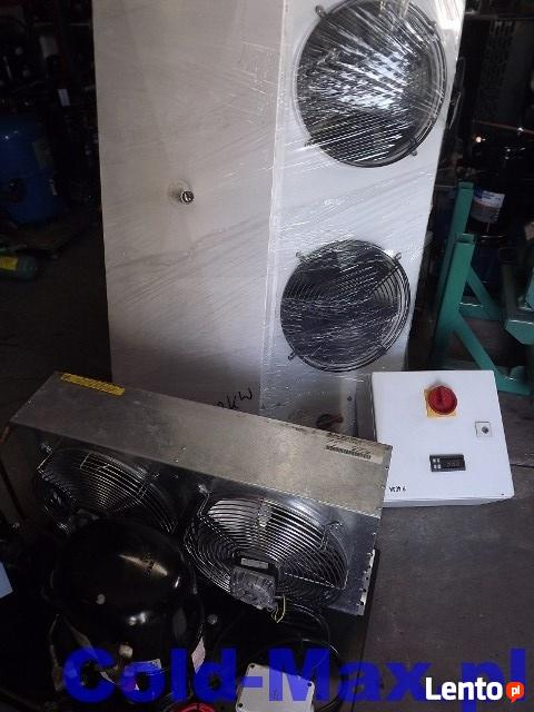 Cichy agregat chłodniczy używany sprężarka chłodnicza Bitzer