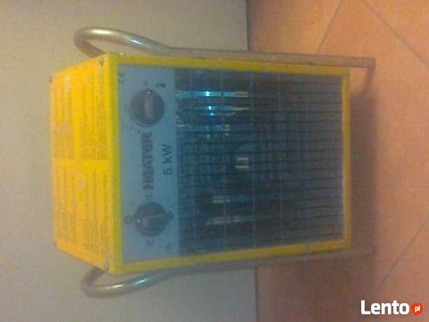 Sprzedaż ,wynajem Nagrzewnic Elektrycznych5 KW