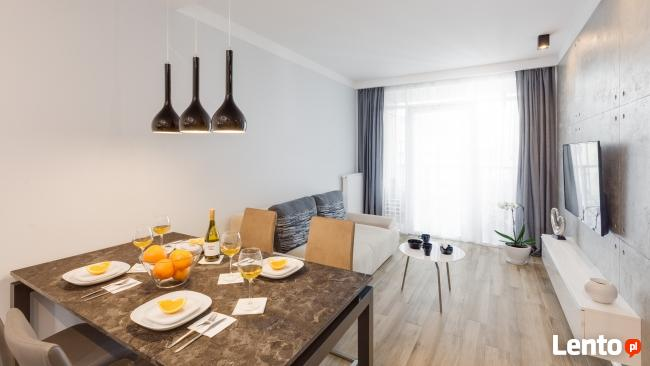 Apartament Homely Place Lazurovy - Poznań Centrum