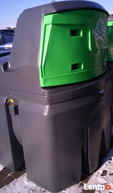 Zbiornik na paliwo, olej napędowy (ON) 2500 L- CPN