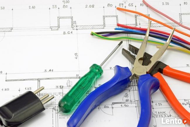 Usługi Elektryczne,Gniazda,Lampy,Kinkiety,Instalacje elektr