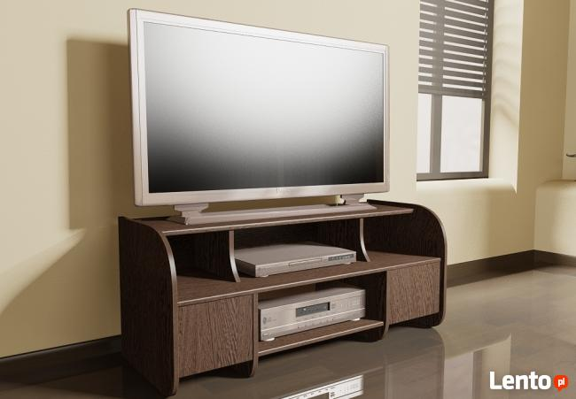 Elegancka szafka stolik RTV TV dowolny kolor rws