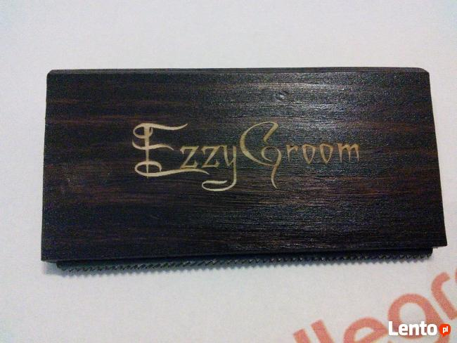 EzzyGroom-nowatorskie zgrzebło do wyczesywania sierści