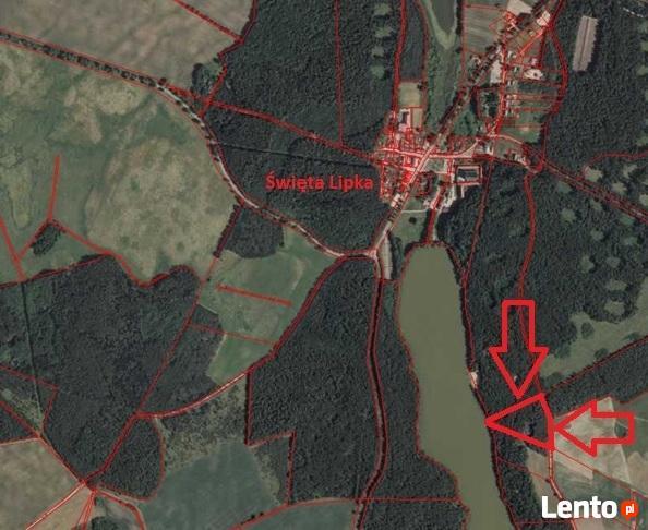 Działka Święta Lipka gmina Reszel 15100 m2