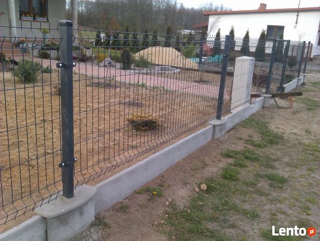 Panele ogrodzeniawe,siatka ,stawianie ogrodzen