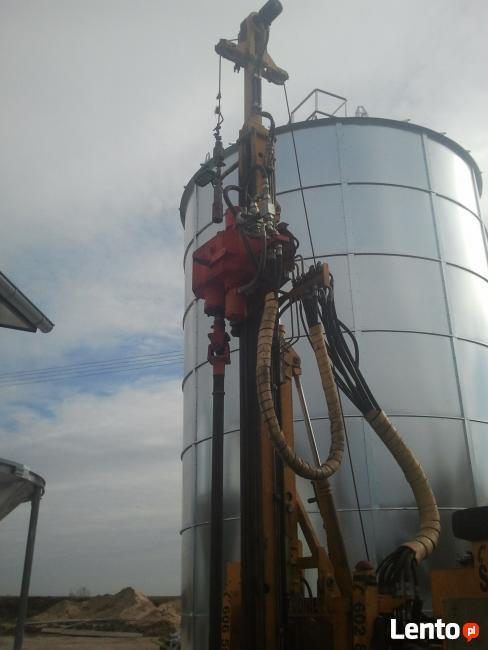 Wiercenie studni głębinowych / hydroforowych Toruń okolice