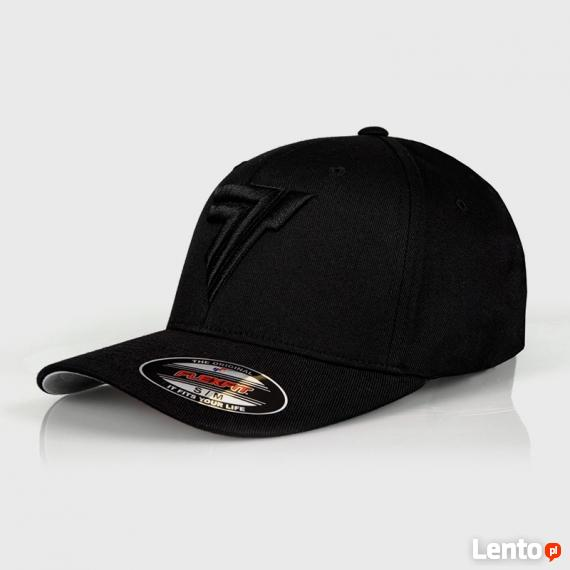 Trec Wear - FullCap 014 Black On Black