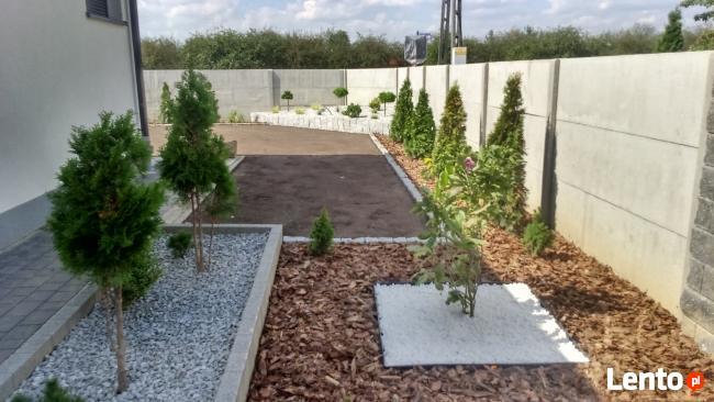 Zakładanie Ogrodów-Trawników -Garden Service