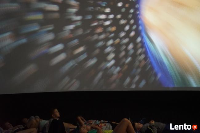 Planetarium mobilne w szkole i przedszkolu