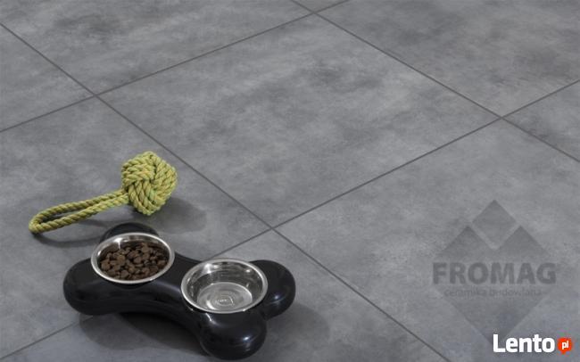 Płytki gresowe 60x60 Podłoga batista steel marengo desert