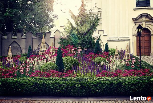 Projektowanie, pielęgnacja, aranżacja ogrodów