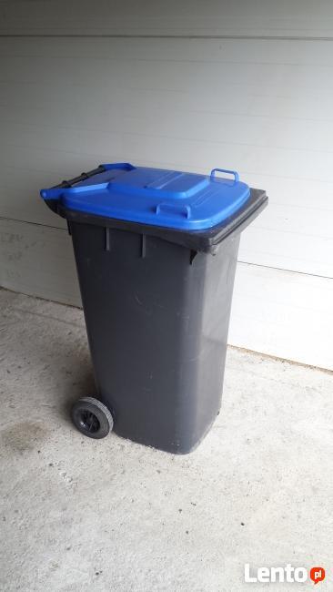 Kosze pojemniki na śmieci 240 L