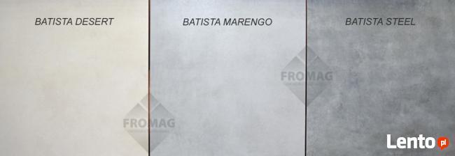 Płytki gres jak beton Batista Desert Marengo Steel
