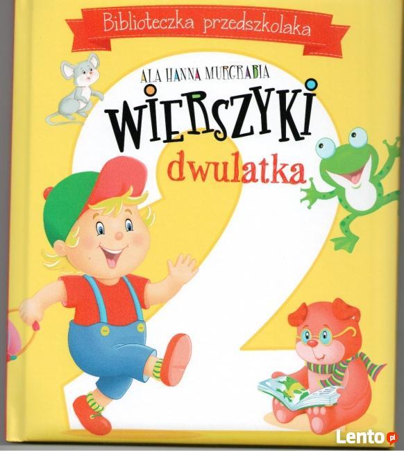 Sprzedam książkę Wierszyki dwulatka