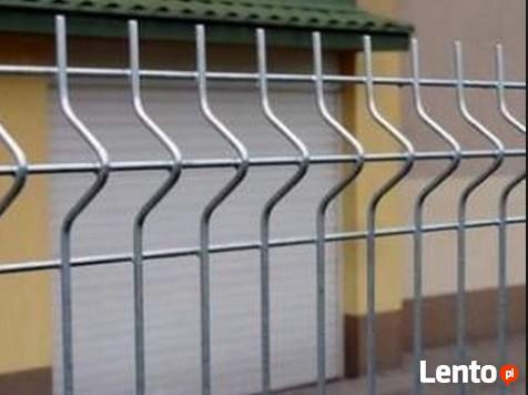 Panel ogrodzeniowy 133x250cm 3D 3V FI 4mm ocynk