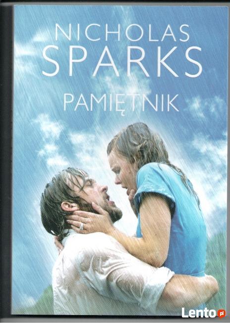 Sprzedam książkę Pamiętnik Nicholas Sparks
