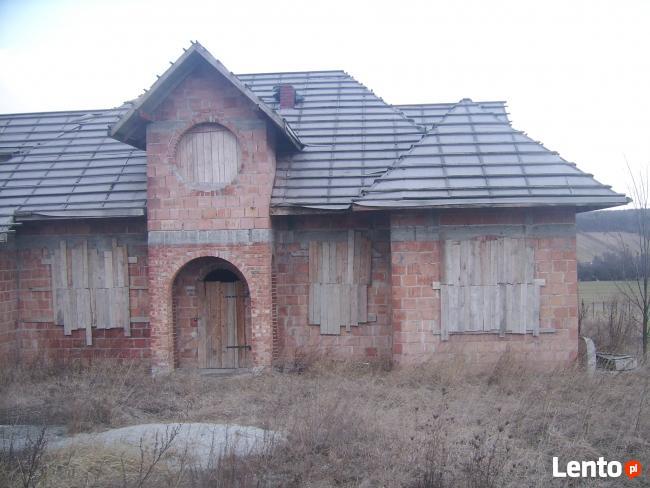 Działka z domem 215m2 lub zamiana na mieszkanie