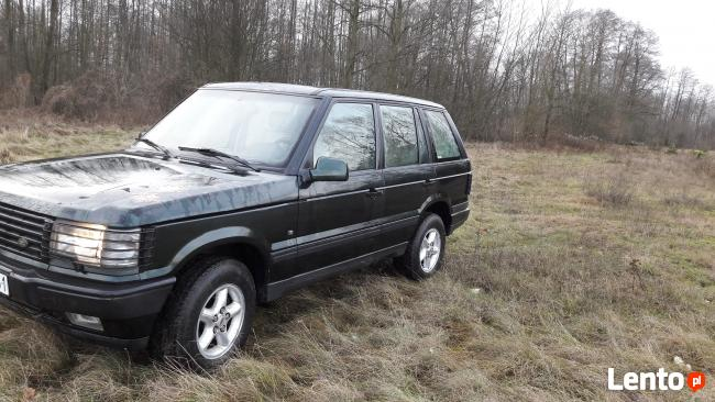 Range Rover zamiana