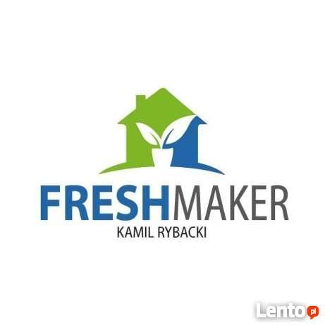 Fresh-Maker - Czyszczenie Dezynfekcja po Zalaniu Fekaliami