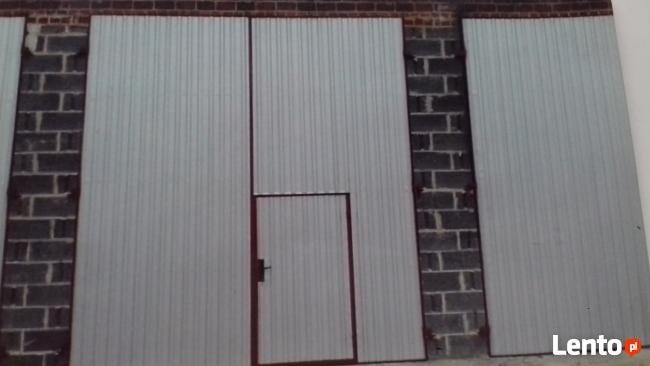 bramy garażowe,wrota drzwi