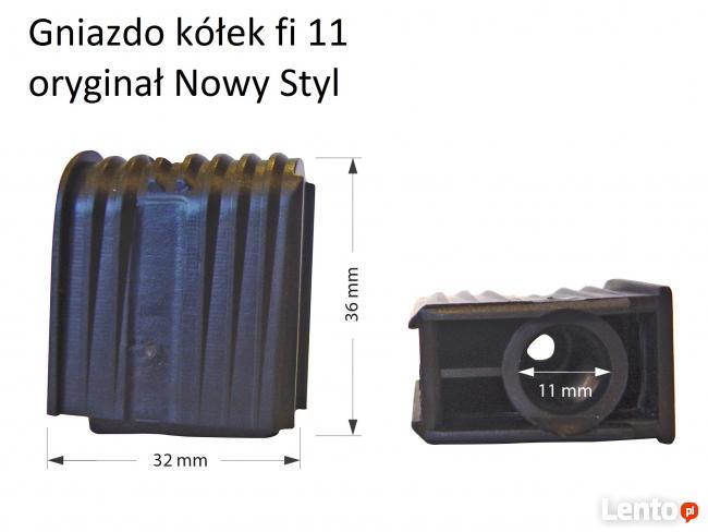 Podnośnik fotela biurowego_ teleskop_siłownik Nowy Styl