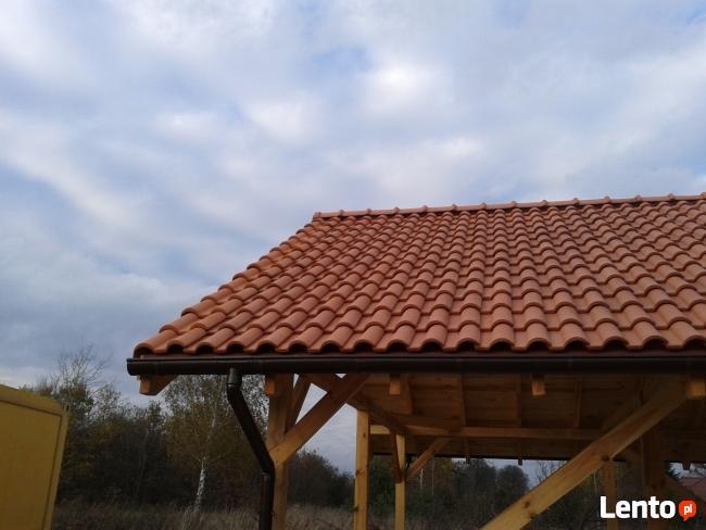 Dachówka ceramiczna naturalna dostawa na budowę cała Polska