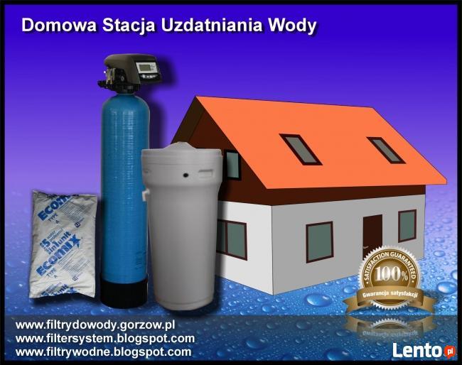 Uzdatnianie wody | Serwis | Lubin | Dolnośląskie