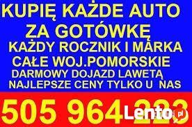 SKUP AUT NOWY DWÓR GDAŃSKI ,STEGNA TEL.505964223