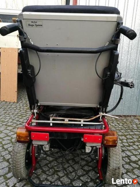 Sprzedam wózek inwalidzki elektryczny