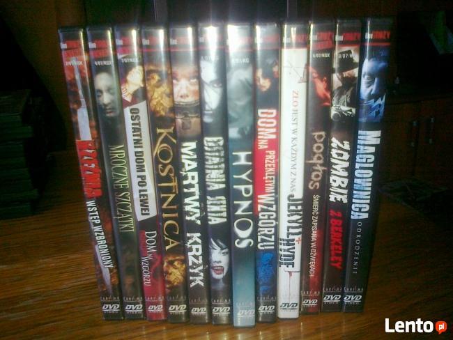 Kolekcja filmów DVD / KinoGROZY - część 1