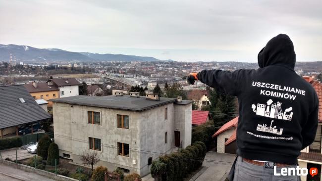Frezowanie kominów wkłady FIRMA PRZYBYŁA