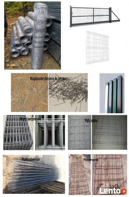 Rozproszone zbrojenie do betonu