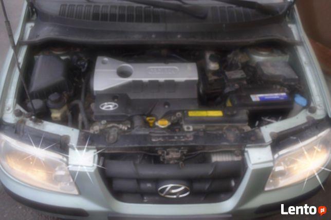 Sprzedam Hyundai Matrix 1.5 DCI