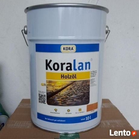 Olej do drewna Koralan® Holzöl BEZBARWNY 10l