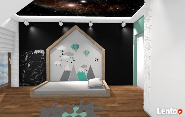 Studio Projektowania Wnętrz i Mebli na Wymiar