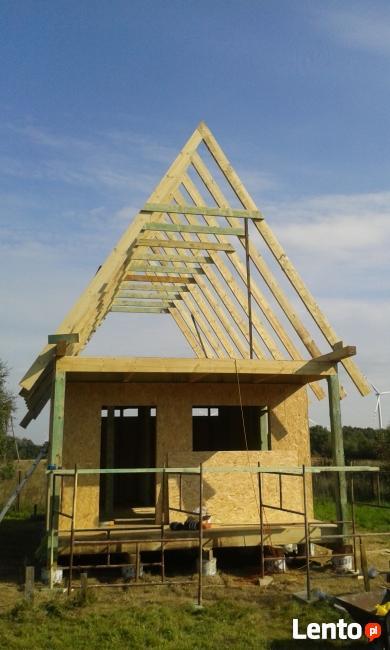 Budowa domów szkieletowych, kanadyjskich
