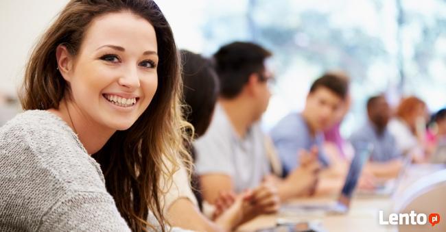 Lektor angielski biznes - popołudnia KATOWICE