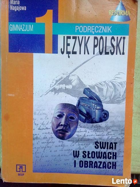 Podręcznik do polskiego, M. Nagajowa, Świat w słowach i obra
