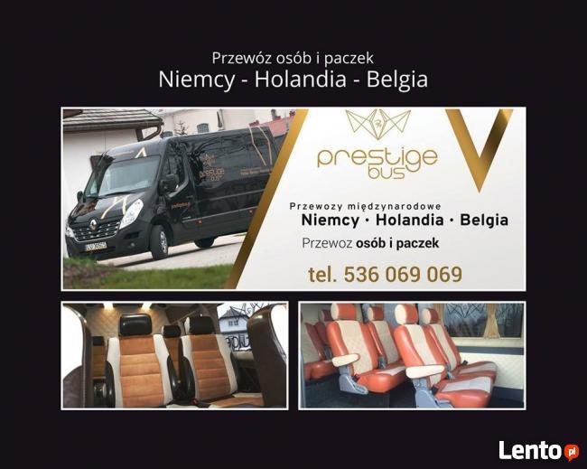 Busy do Niemiec , Holandii, Belgii
