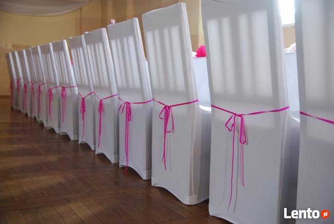 Dekoracje sal weselnych - Dzierżoniów