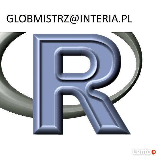 Program R / RStudio – zadania, projekty, analizy