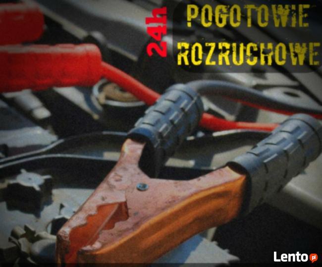 Odpalenie Uruchomienie Warszawa Holowanie AUTO POMOC 24H
