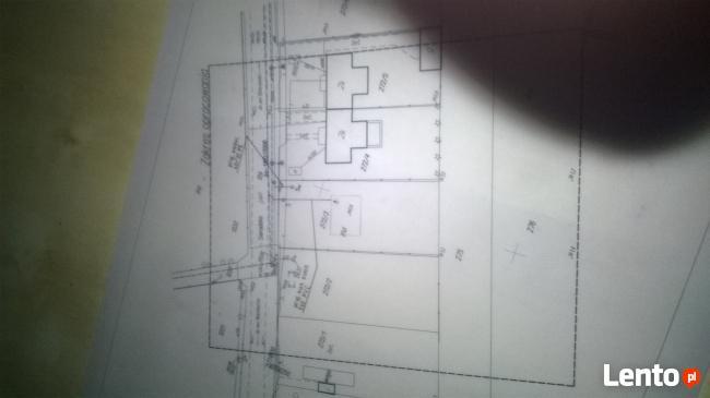 działka budowlana