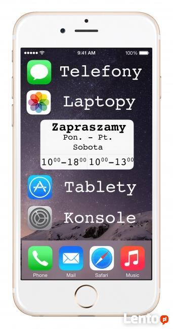 Serwis Iphone - wymiana szybki