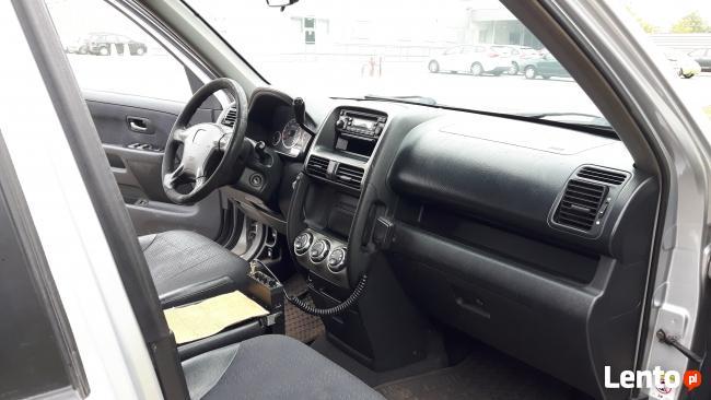 Sprzedam Honda CRV 2.0B+G automat