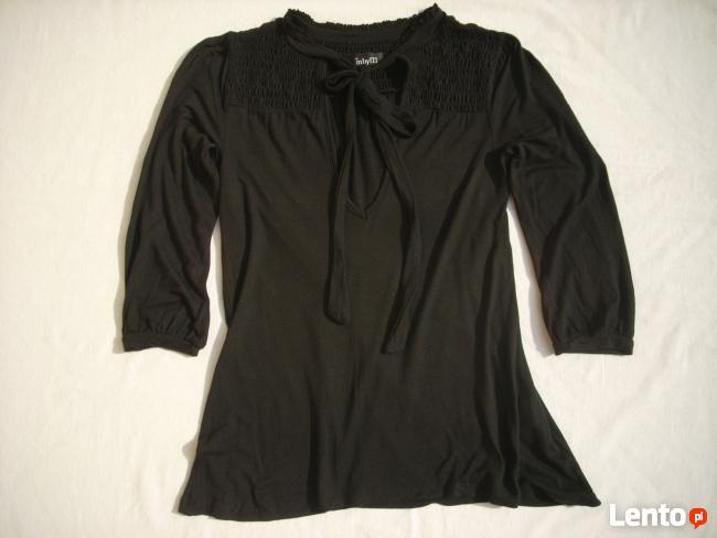 MBYM Modna bluzka Wiązanie Gumki 36 38