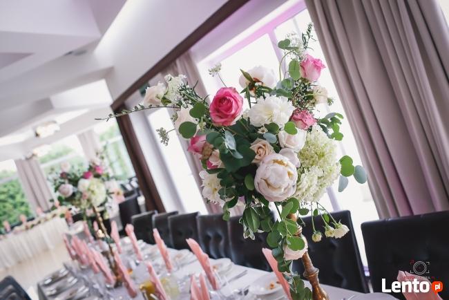 Dekoracja ślubów i wesel. Dekoracja imprez