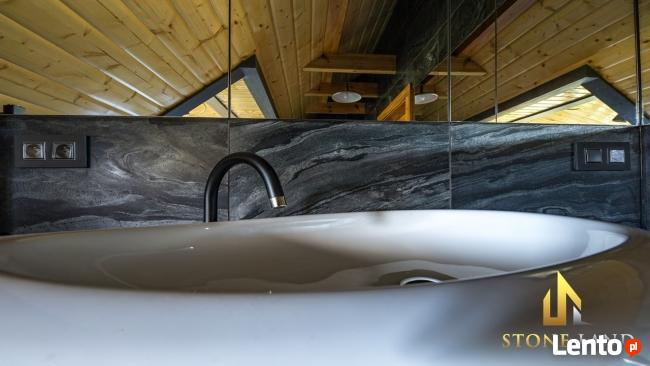 Płytki kamienne szlifowane Silver Grey 30x60cm