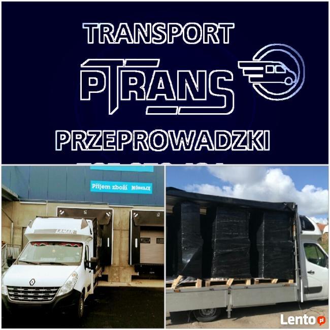 Transport/PrzeprowadzkiOPOLE,WROCŁAW,KĘPNO,OSTRZESZÓW. Tanio